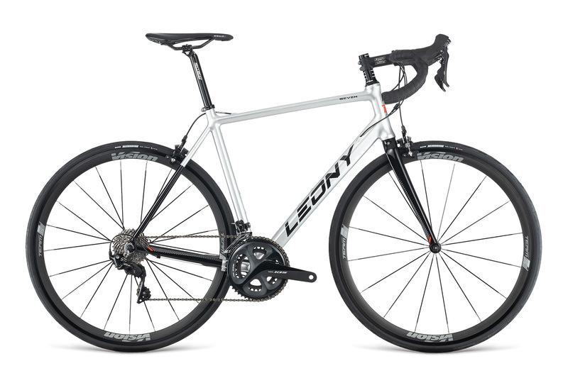 Dema LEONY 7.0 stříbrná/černá (180-190 cm)