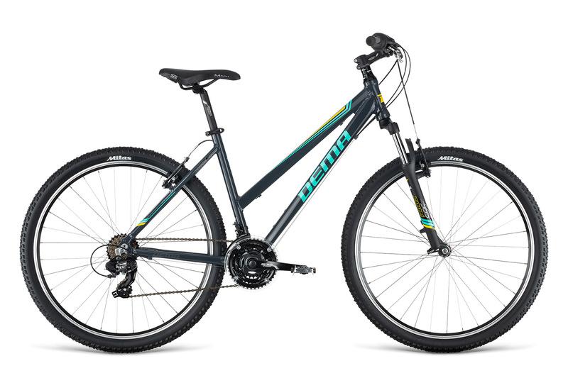 "Bicykel Dema PEGAS LADY 1.0 grey 16"""