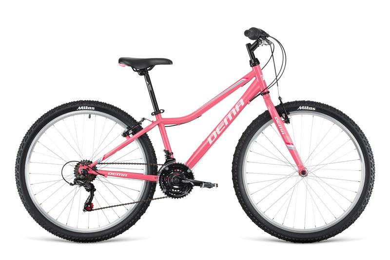 Bicykel Dema VITTA pink
