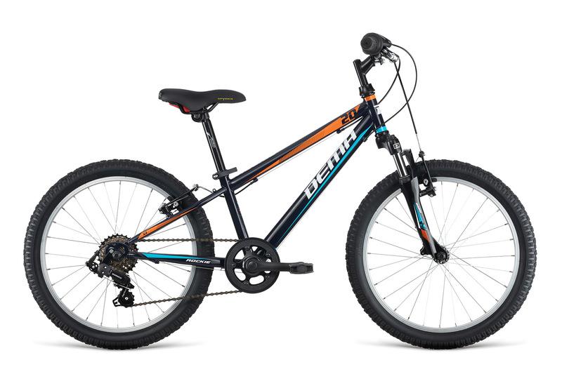 Bicykel Dema ROCKIE 20 SF dark blue
