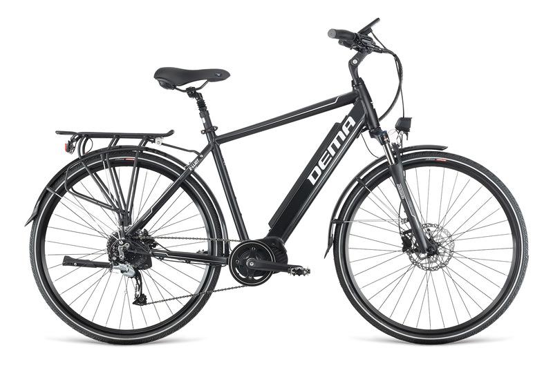"Bicykel Dema E-LLIOT TOUR MODEST 600 18"""