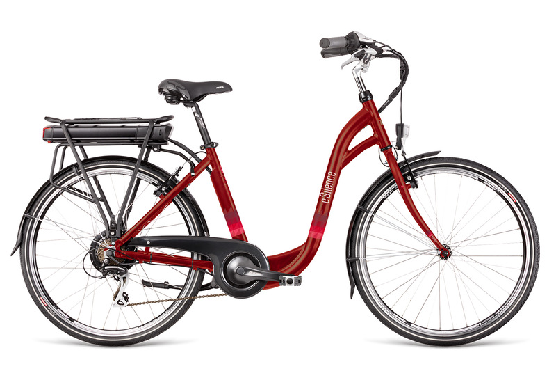 Bicykel Dema E-SILENCE 26 7SP