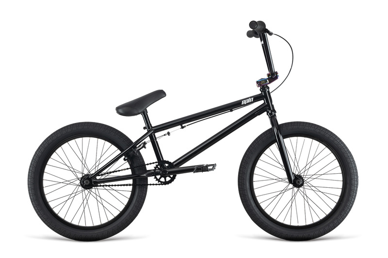 Bicycle Dema BeFly SPIN black