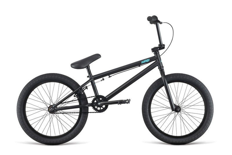 Bicycle Dema BeFly WHIP black