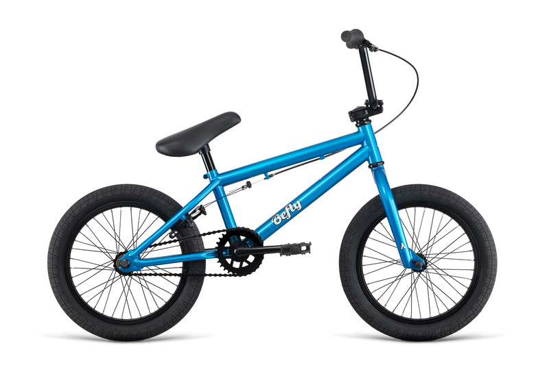 Bicycle Dema BeFly PICK blue