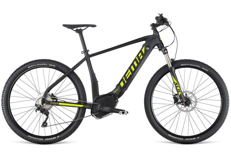 "Bicykel Dema E-BOSS 27,5+ S 17"""