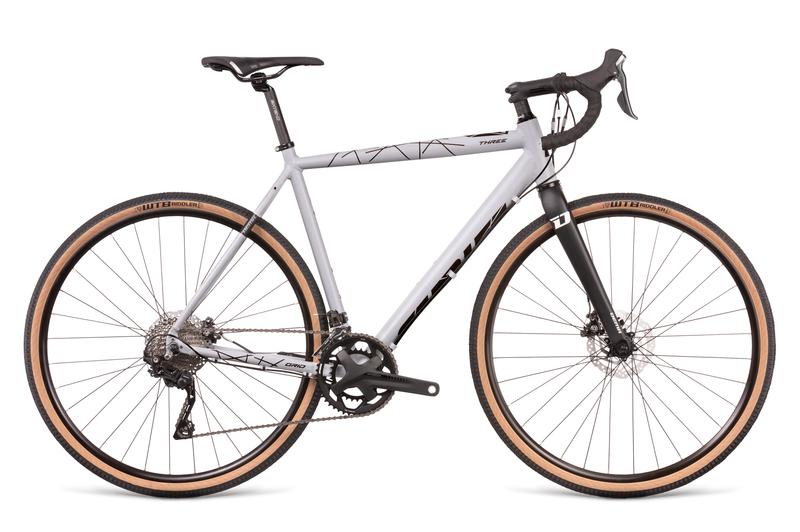 Bicykel Dema GRID 3.0 grey-brown 550 mm