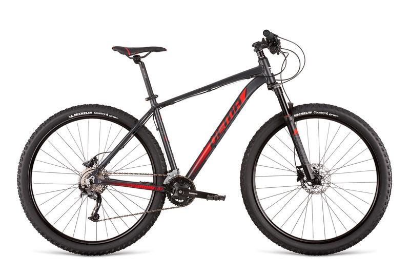 Dema ENERGY 7 šedé/červené (175-188 cm)