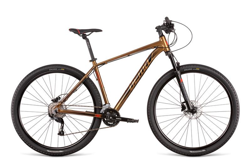 Dema ENERGY 5 coffee brown (165-178 cm)
