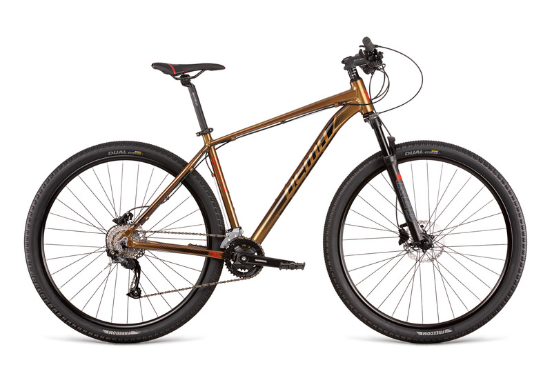 "Dema ENERGY 5 coffee brown 19"" (175-188 cm)"