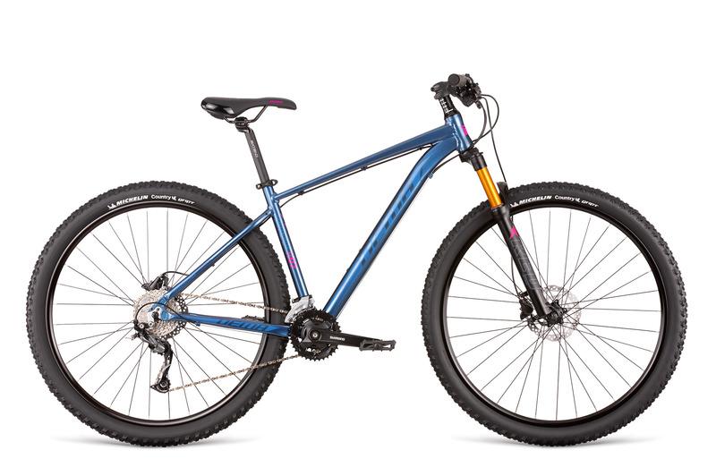 Dema RAVENA 7 modrá (160-175 cm)