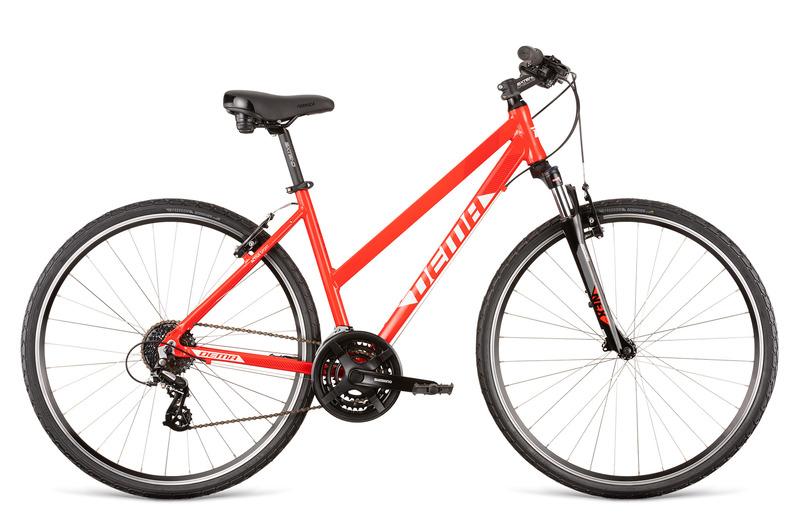 Dema LOARA 2 červená (150-165 cm)