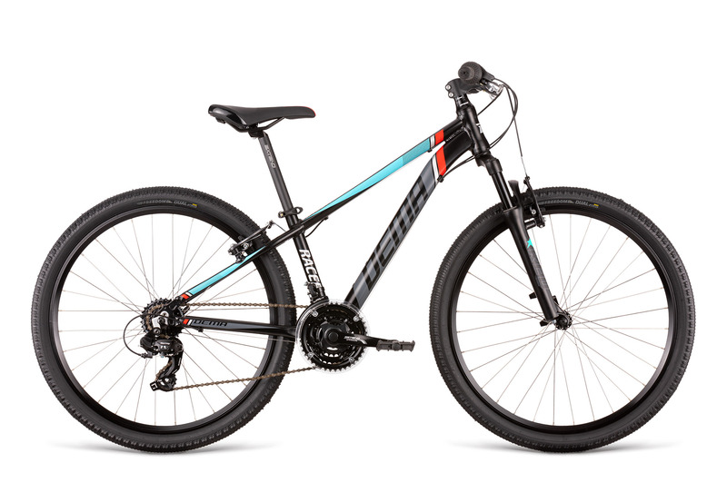 Bicykel Dema RACER 26 black-blue