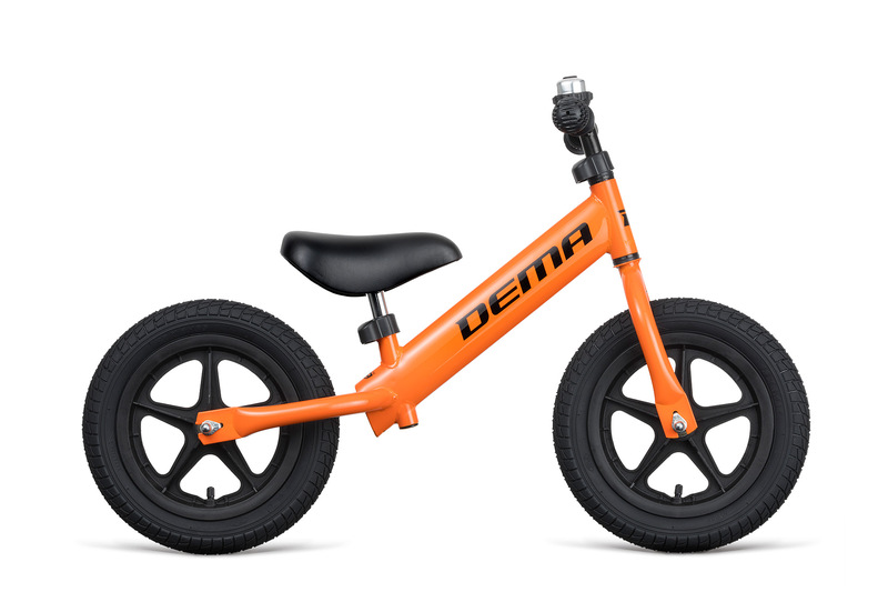 Dema Beep AIR LT oranžové/černé