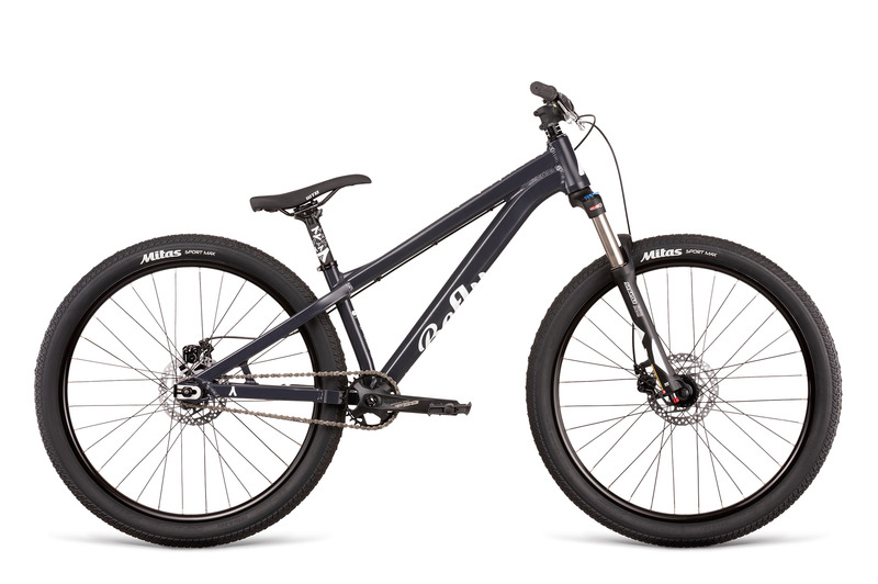 Bicycle BeFly AIR ONE black