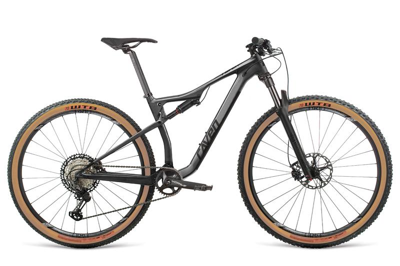 "Bicykel Dema RAVEN AIR black-stealth L / 19"""
