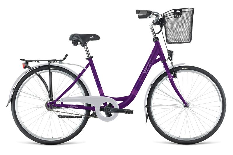 Bic. Dema VENICE 26 violet