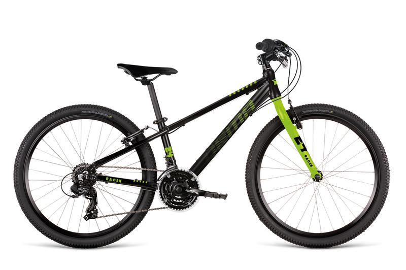 Bicykel Dema RACER 24 black-green