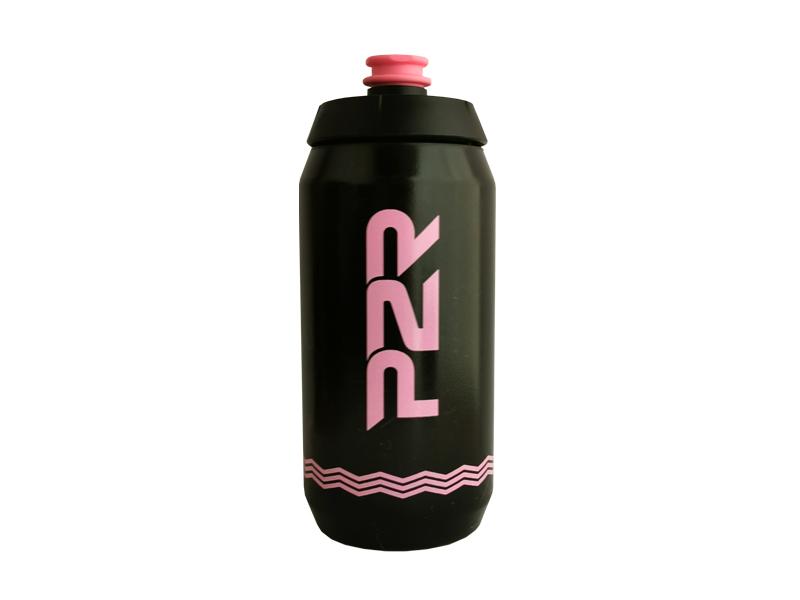 Láhev P2R AQUILA 550 ml, black-pink