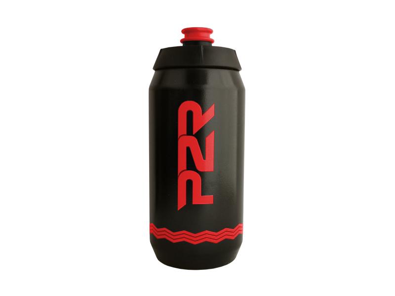 Láhev P2R AQUILA 550 ml, black-red