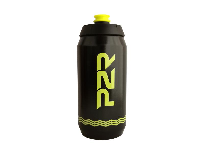 Láhev P2R AQUILA 550 ml, black-lime