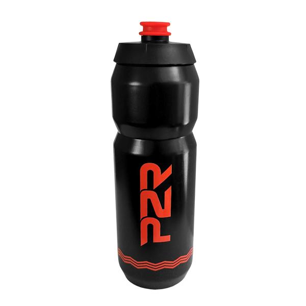 Fľaša P2R AQUILA 750 ml, black-red