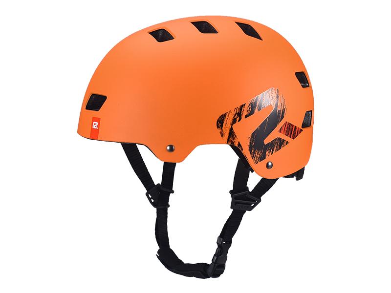 Přilba P2R DAPP, L 59-61cm, fresh orange, shine
