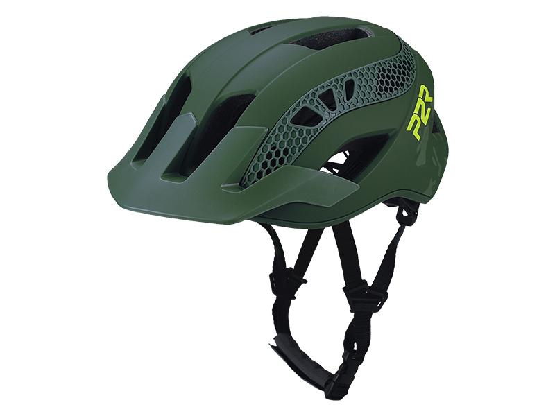 Přilba P2R ZENERO, S/M, Army green