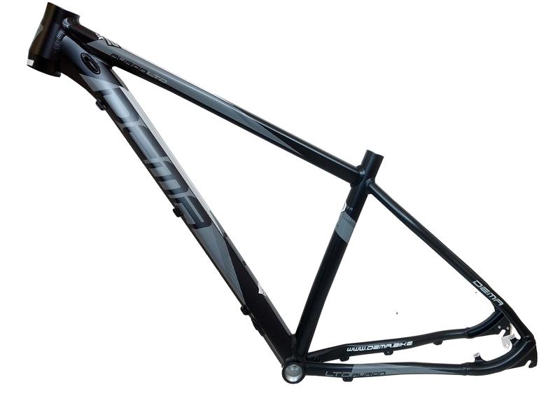 Rám Dema AURON 29er Ltd. čierno-šedý 17