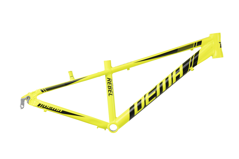 "Rám DEMA Rebel 24"" junior neon"