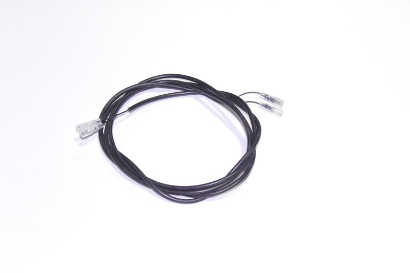 Kabel BAFANG EB 1T1.1800mm, 2 piny (řidící jednotka-zadní světlo) *OEM